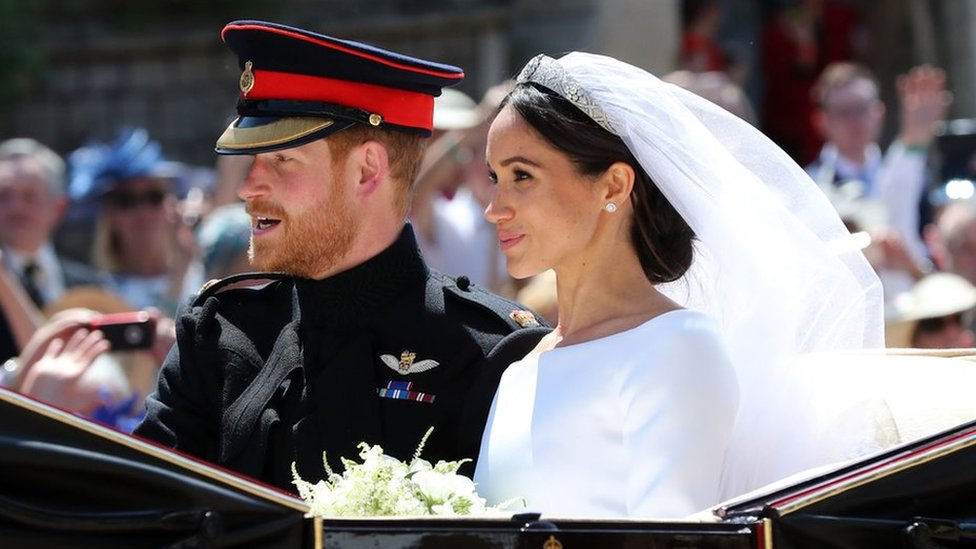 Some of the best of the royal wedding pictures