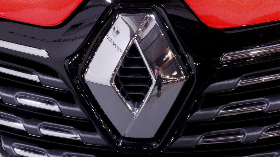 Renault logosu