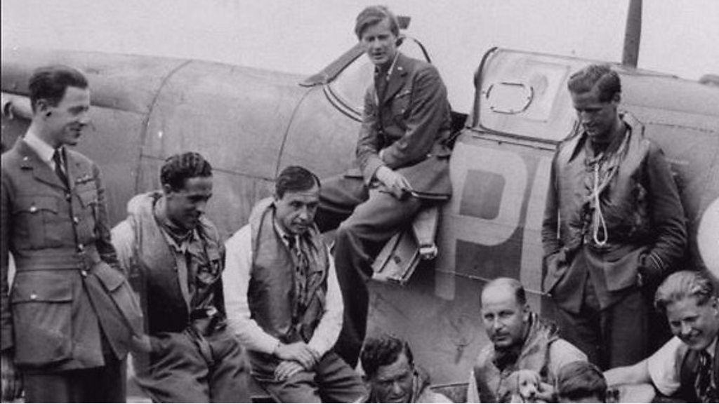 Former fighter pilot recalls the RAF's 'finest hour'