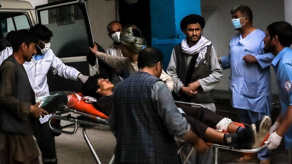 انفجار في مدرسة بكابول