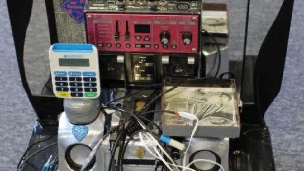 Tony Colston-Hayter: Brighton fraud machine maker jailed
