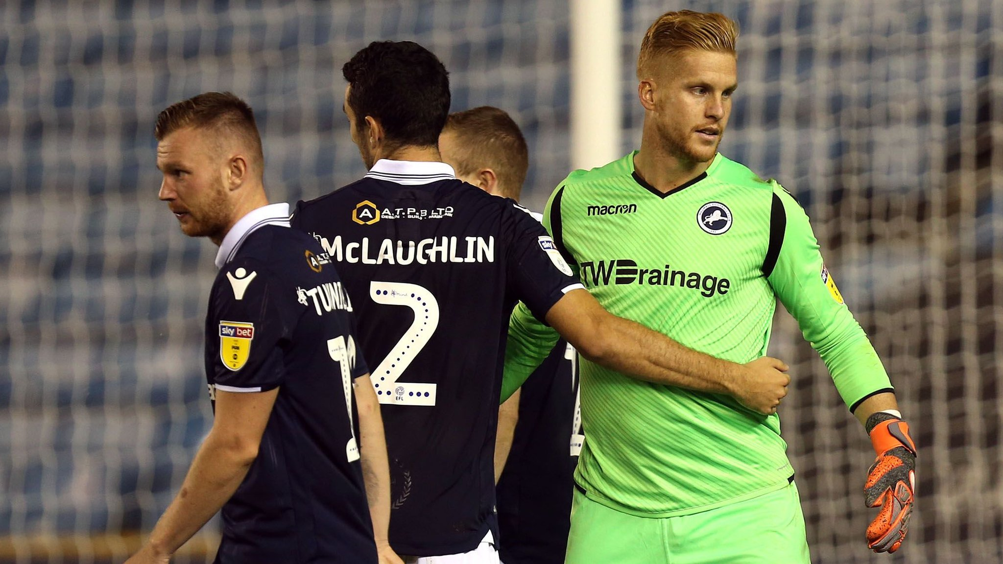 Carabao Cup: Millwall edge past Gillingham on penalties to reach round two