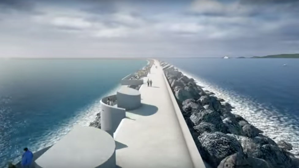 Swansea Bay tidal lagoon firm boss's evidence queried by MPs