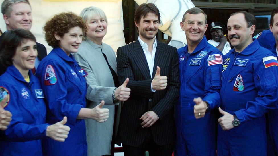 Kruz sa astronautima