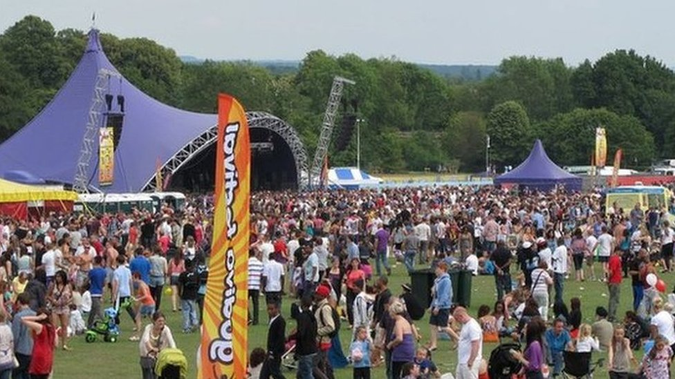 Charges introduced at Coventry's Godiva Festival