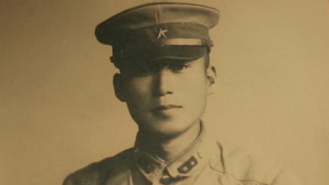 Shuntaro Hida as a young medical officer