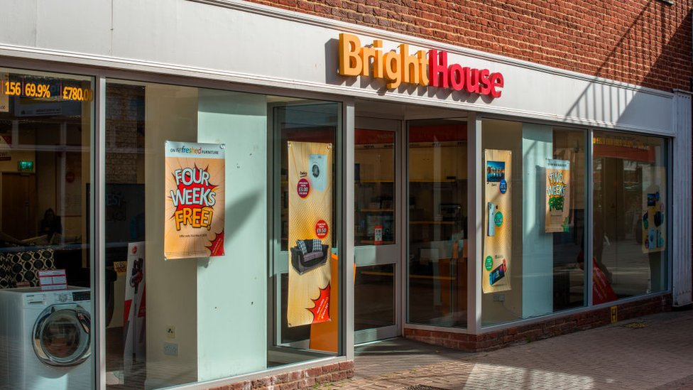 Bright House store