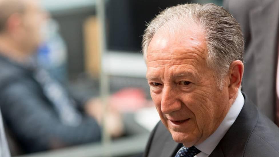 Félix Sanz Roldán en 2017