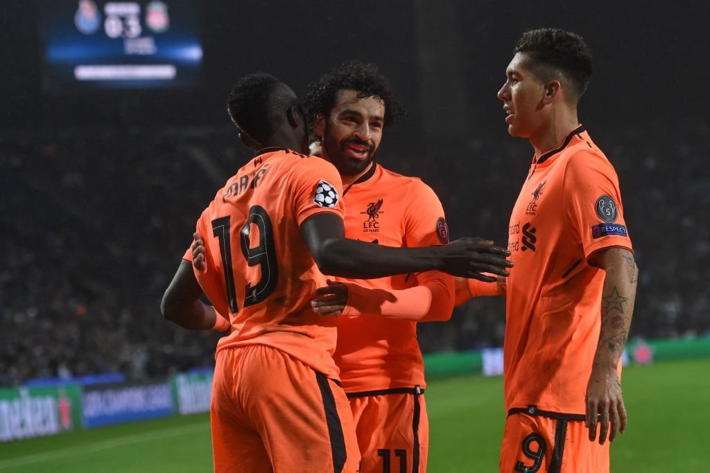 El futbolista egipcio forma un tridente de temer junto al brasileño Roberto Firmino y al senegalés Saido Mané.