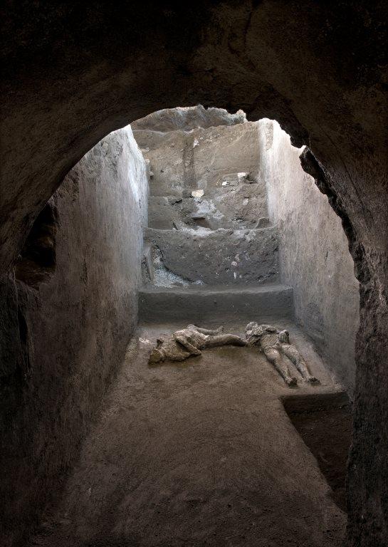 遺體殘骸發現的地點