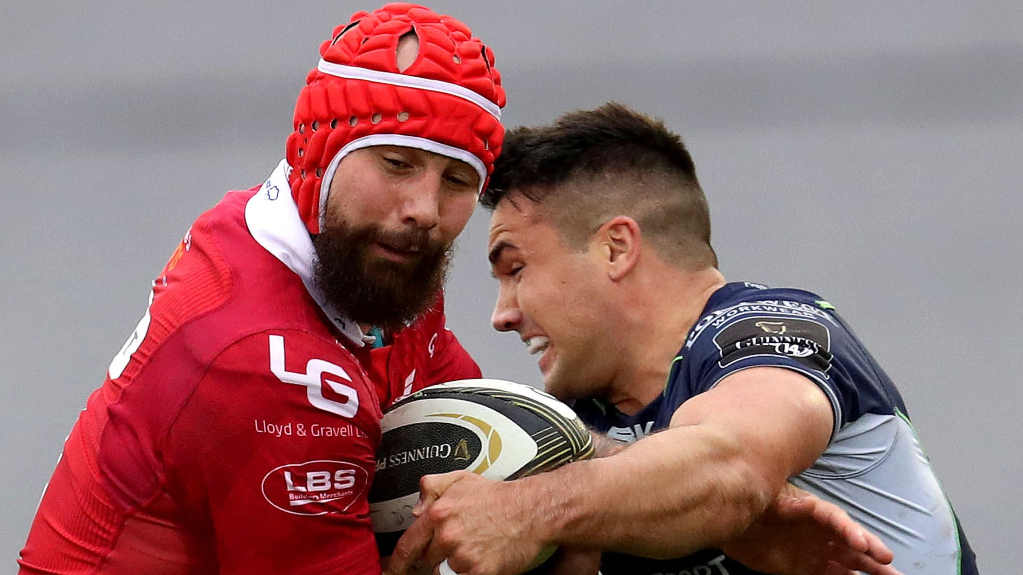Connacht see off Scarlets for second win of season