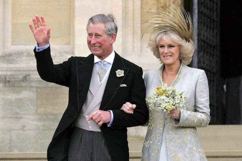 Venčanje princa Čarlsa i Kamile Parker Bouls
