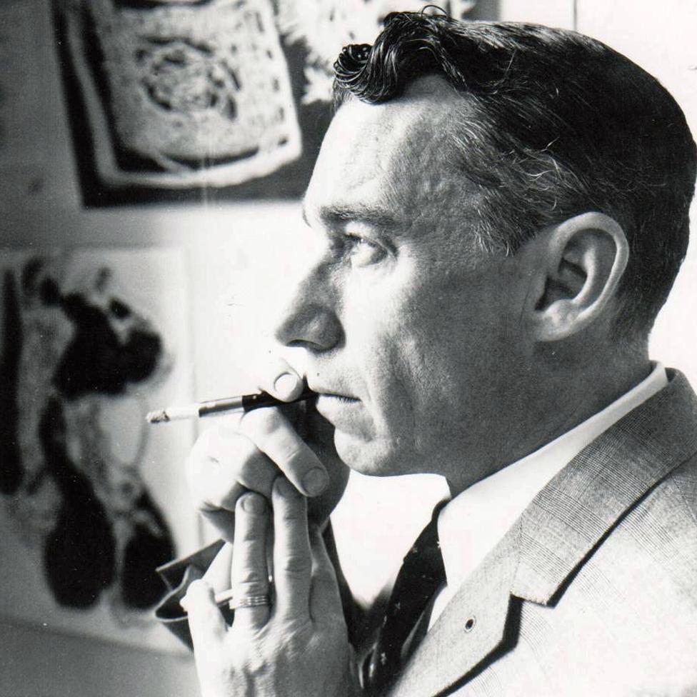 Arden Perin, photographed in Glasgow around 1967-9