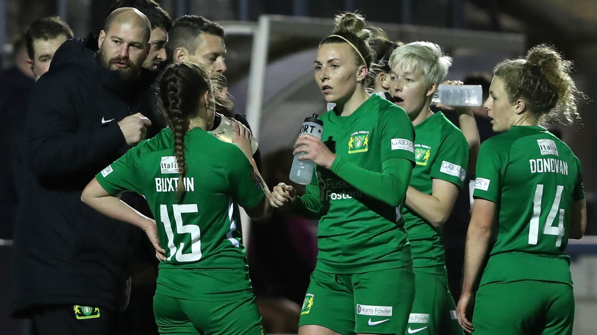 Yeovil Town Ladies 0-5 Reading: Glovers relegated from Women's Super League