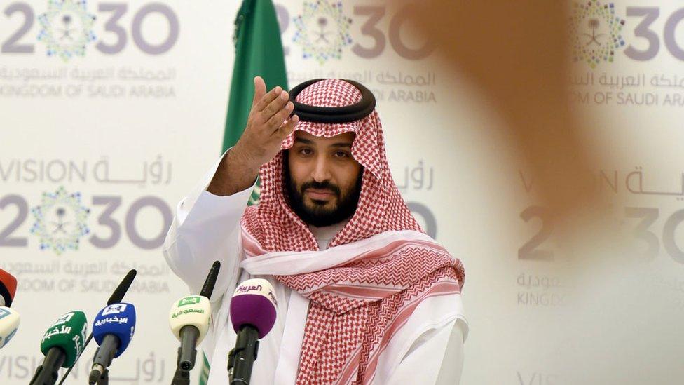 Salman announced his economic plan reform best known as 'Vision 2030'.