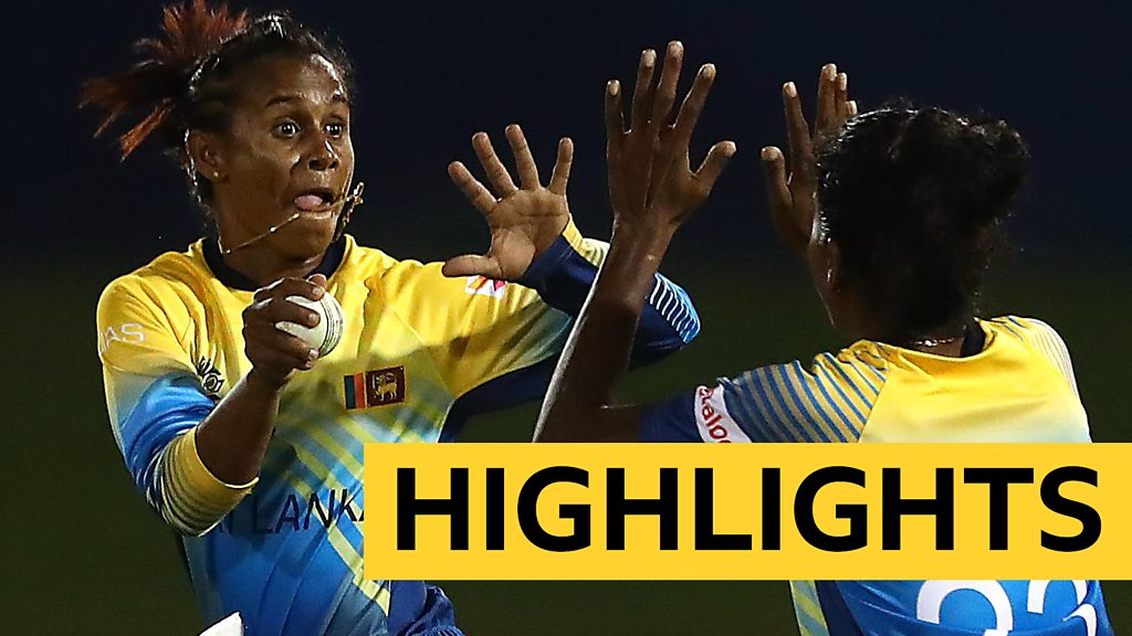 Women's World Twenty20 highlights: Sri Lanka keep semi-final hopes alive with win