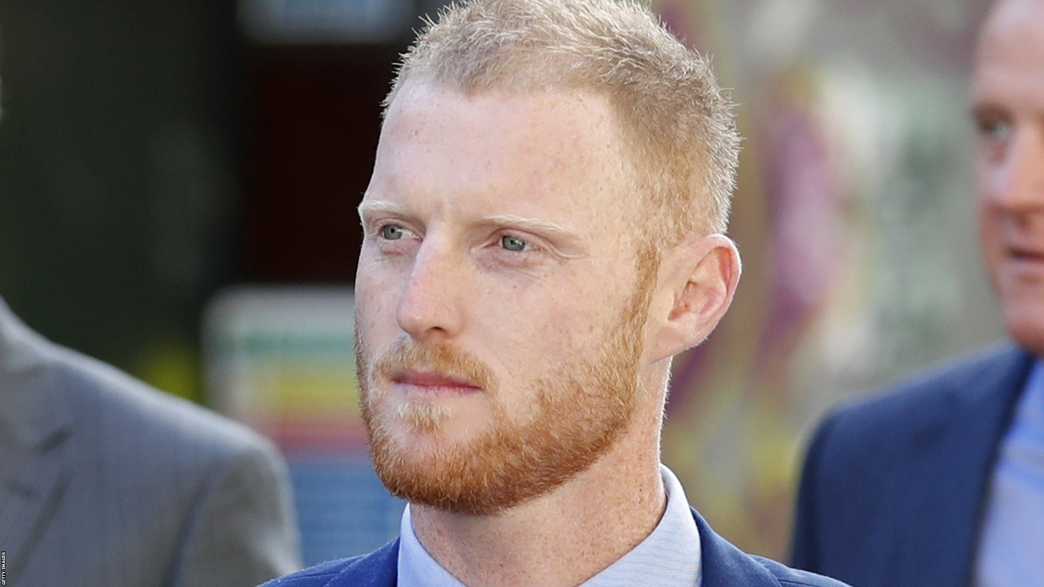 Stokes in England squad 'for his own wellbeing'
