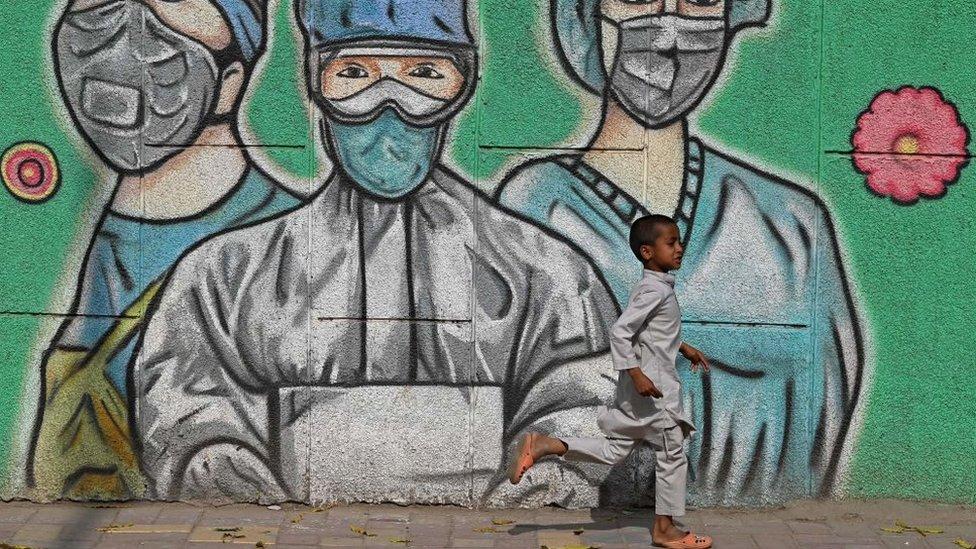 Delhi lockdown