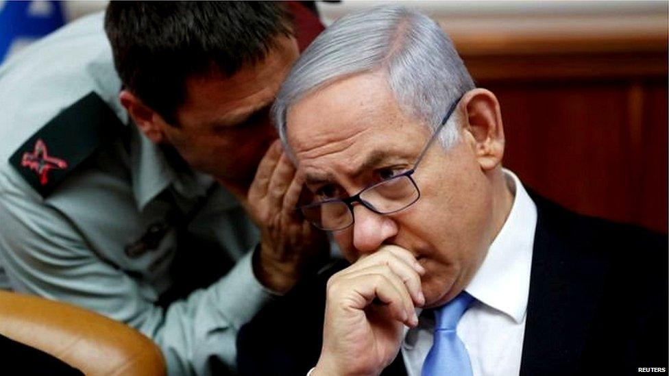 बिन्यामिन नेतन्याहू: इसराइली प्रधानमंत्री पर भ्रष्टाचार के आरोप