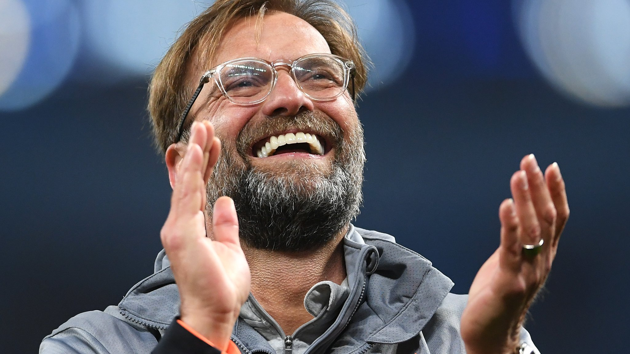A demanding father, a radical coach, a lot of belief - the making of the Liverpool manager