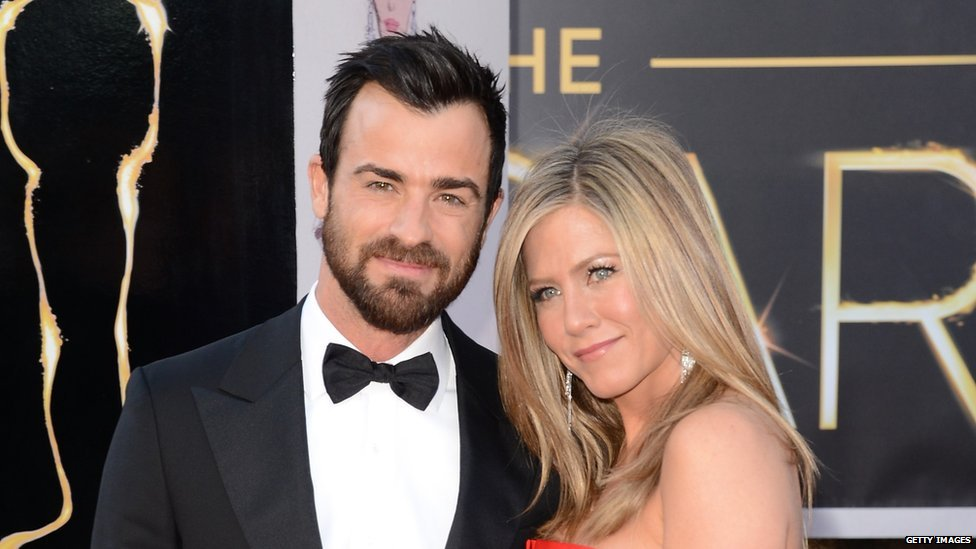 Jennifer Aniston and Jason Theroux