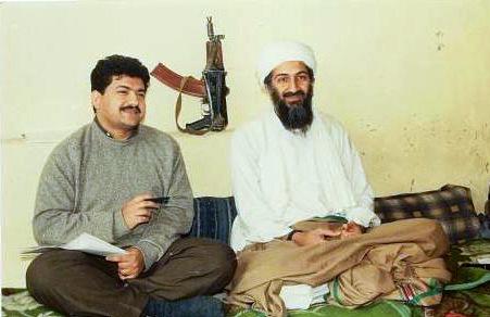 Primera entrevista de Hamid Mir a Osama bin Laden.