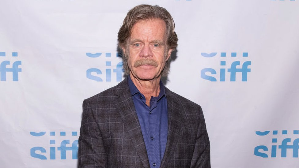 Actor William H. Macy, esposo de Felicity Huffman