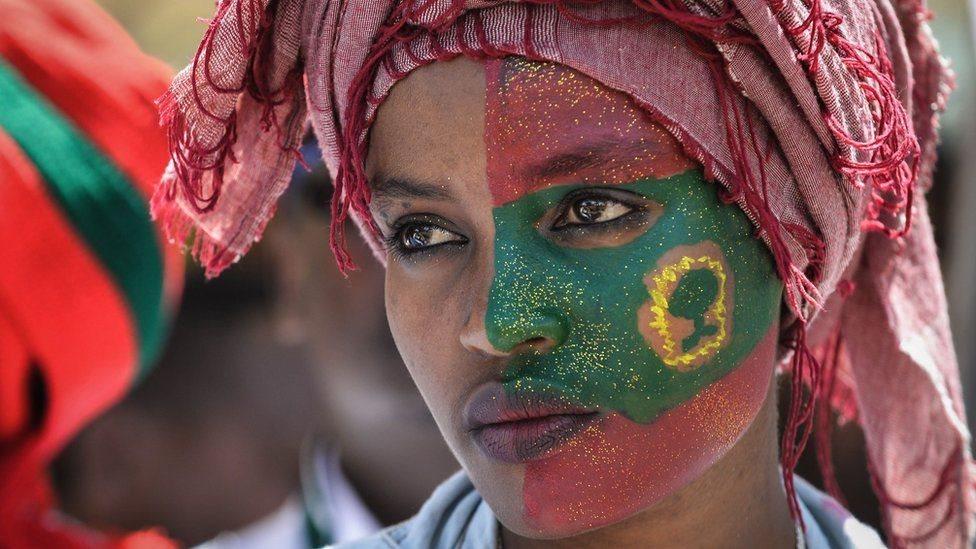 امرأة أورومية