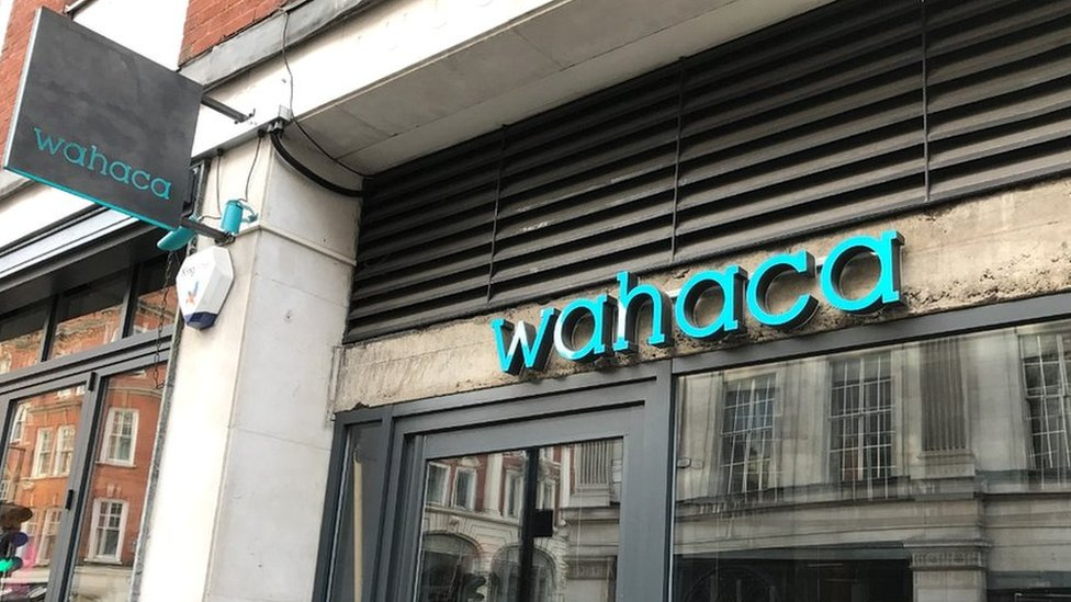 Wahaca waiter 'won't have to pay eat-and-run bill'