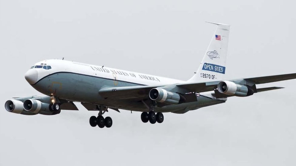 Open Skies Treaty Us To Withdraw From Arms Control Deal Bbc News