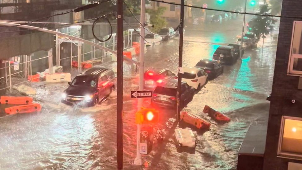 poplavljeni Vilijamsburg
