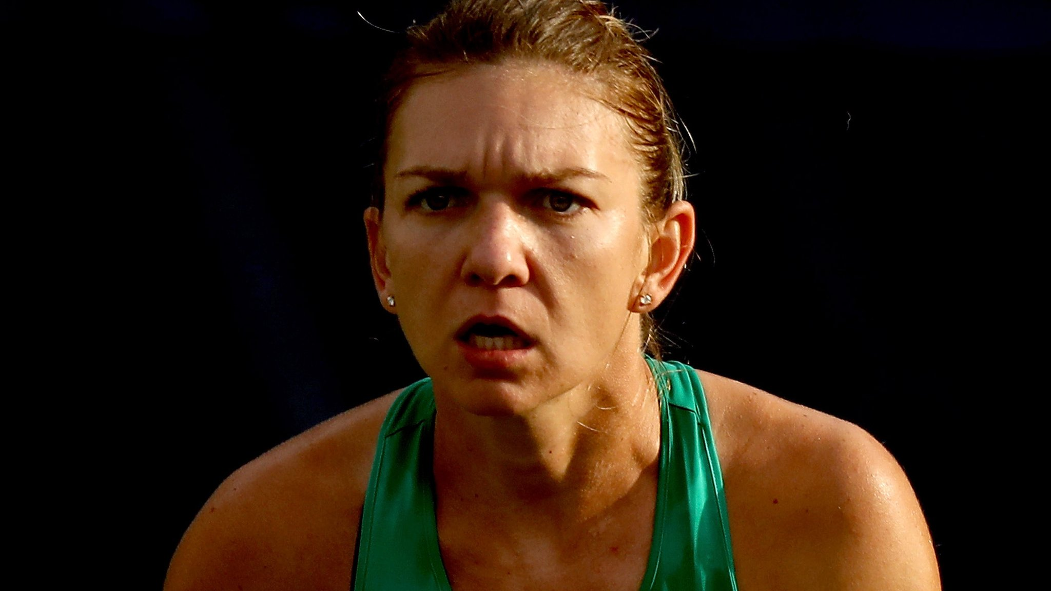 Cincinnati Masters: Simona Halep to play Kiki Bertens in final