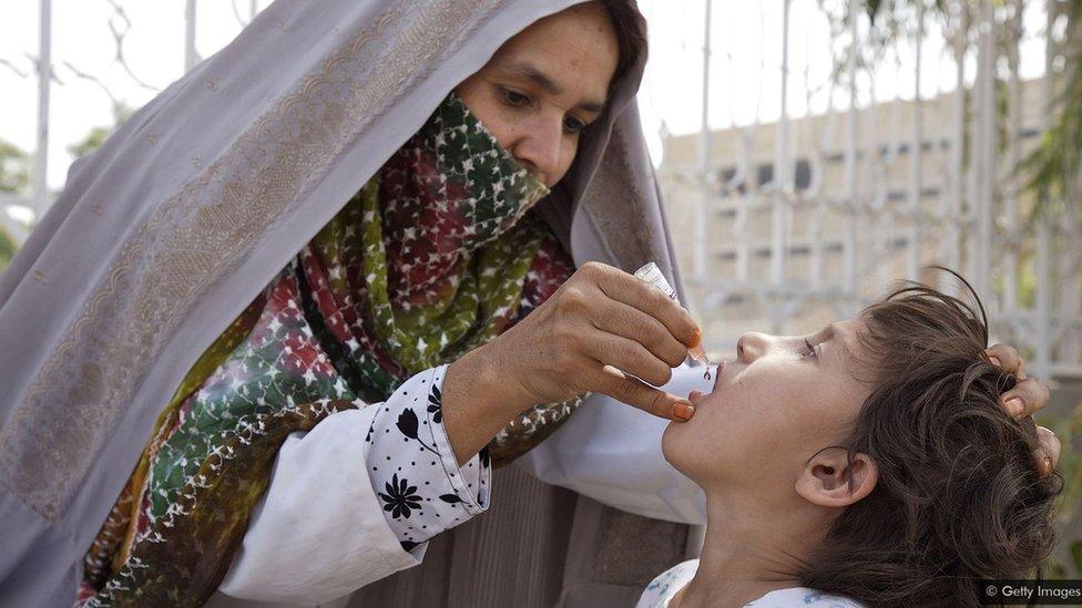 polio vakcina