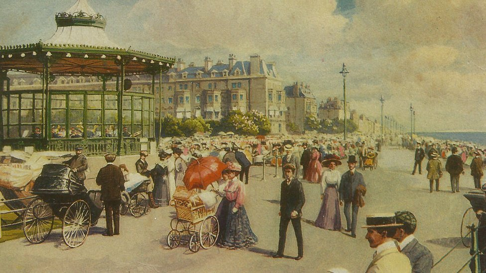 Folkestone bandstand