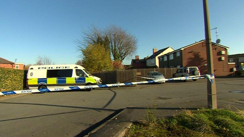 Body of man, 20, found in Rowley Regis