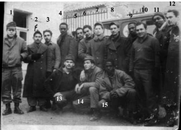 La misión cubana a Argelia
