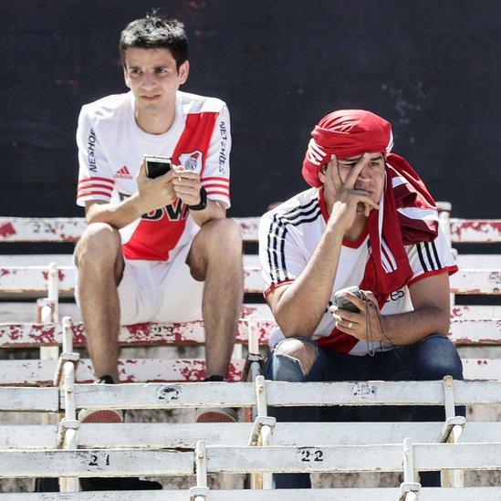 Aficionados de River Plate
