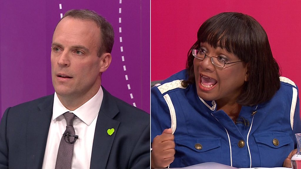 Grenfell: Abbott and Raab on cladding ban