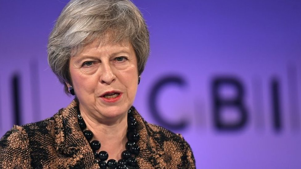 Brexit plan will stop EU migrants 'jumping the queue' - May