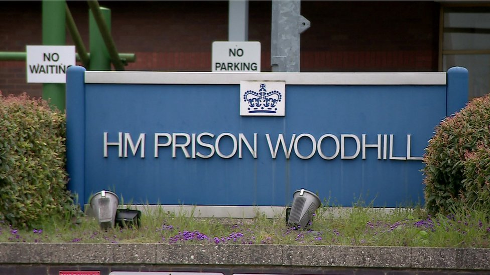 Three men charged with HMP Woodhill murder