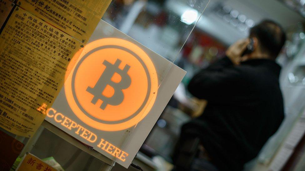 Kriptovaluta Bitkoin možda je najpoznatija upotreba blokčejna