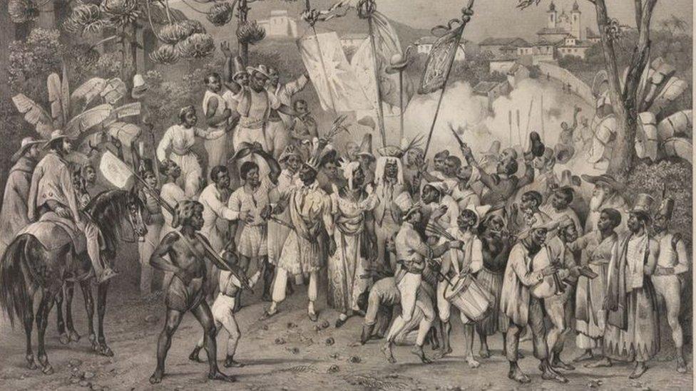 Pessoas escravizadas