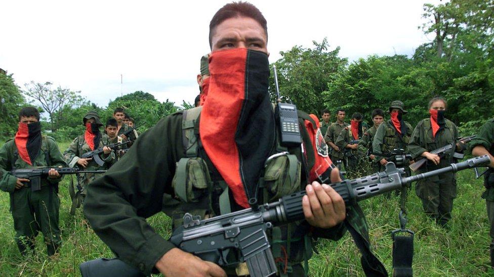 El Ejército de Liberación Nacional de Colombia fue creado por un grupo de estudiantes formados en Cuba.