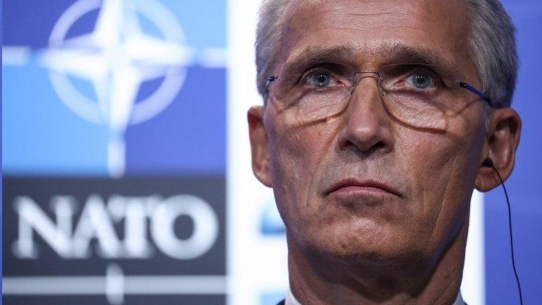 НАТО готов к диалогу с Россией, при этом его двери открыты для Украины и Грузии