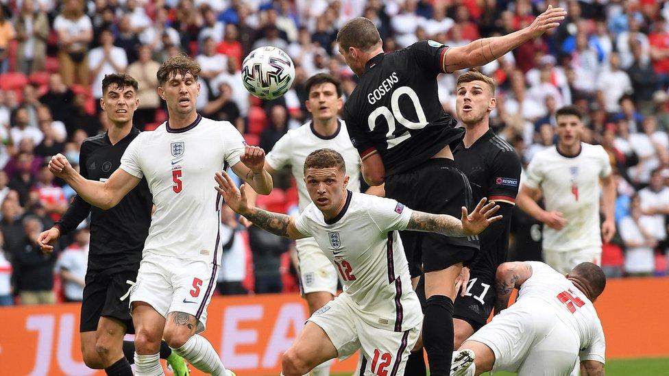Engleska - Nemačka