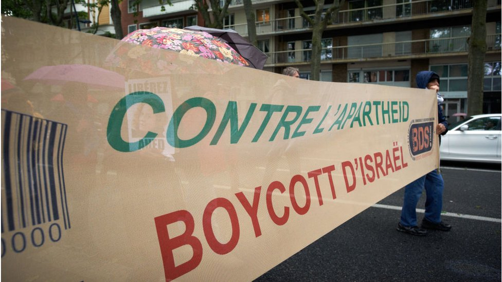 BDS Israel boycott group is anti-Semitic, says US thumbnail