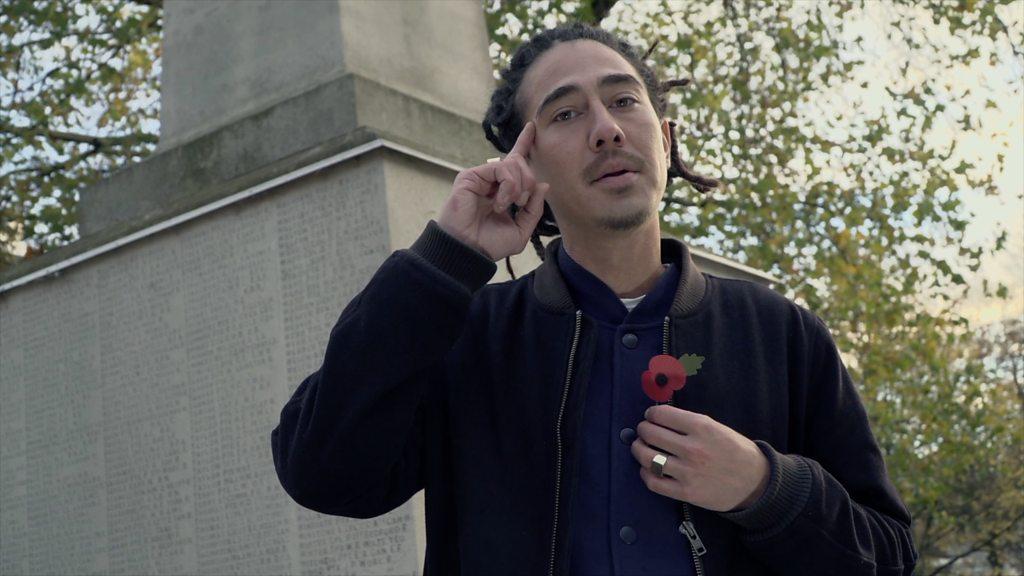 Armistice Day centenary rap by Cheltenham poet JPDL