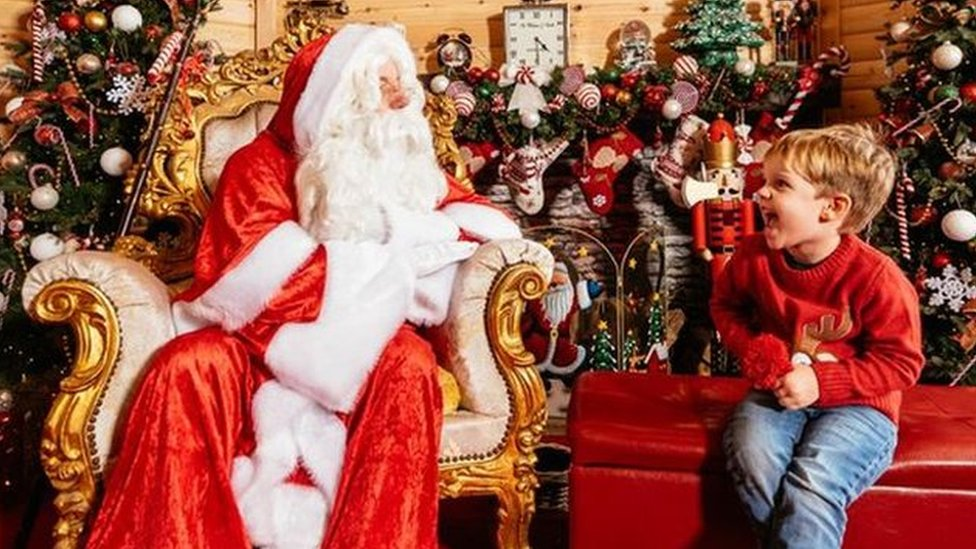 Santa tickets: 'Christmas Eve sold out in 10 minutes'