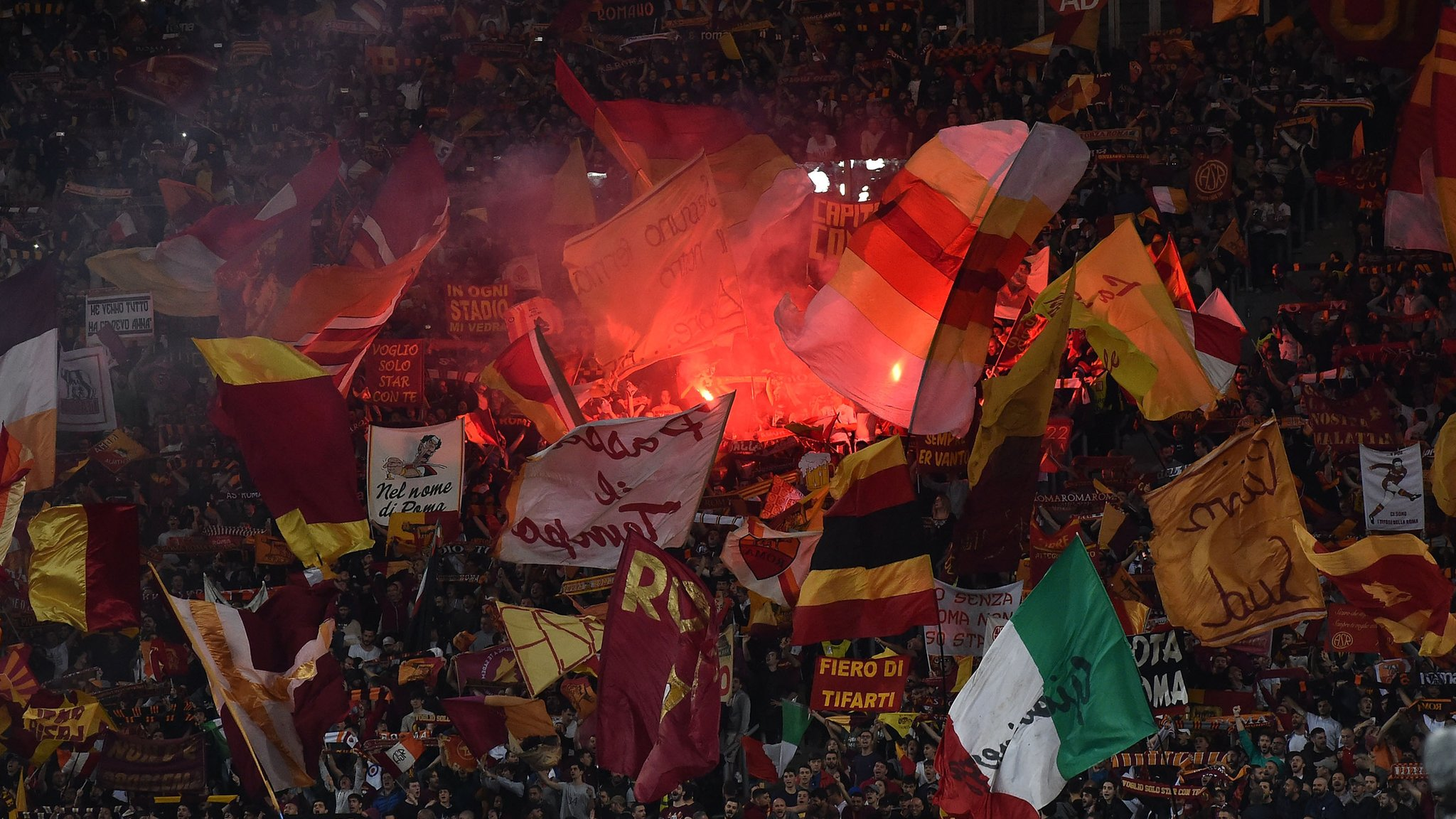 Roma fined as owner Pallotta gets three-month Uefa match ban