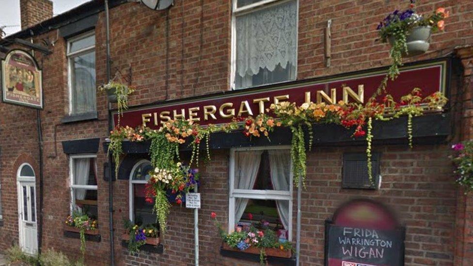 Fishergate Inn, Wigan